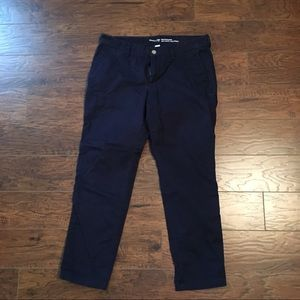 GAP girlfriend khaki pants